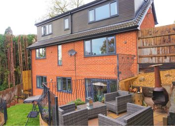 Thumbnail 5 bed detached house for sale in Gorsey Intakes, Broadbottom