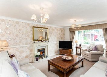 Thumbnail 4 bed detached house for sale in Edward Gardens, Woolston, Warrington, Cheshire