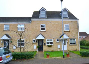 Thumbnail 3 bedroom town house for sale in Howell Drive, Sapley, Huntingdon, Cambridgeshire