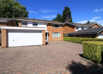 Thumbnail 4 bed detached house for sale in Anstruther Road, Edgbaston, Birmingham