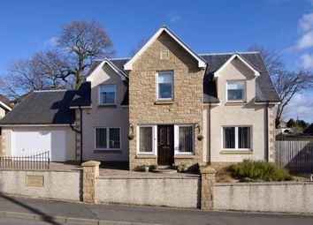 Thumbnail 5 bed detached house for sale in Duns Road, Coldstream