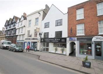 Thumbnail 1 bedroom flat to rent in 23-24, High Street, Tewkesbury, Gloucestershire