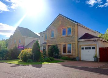 Thumbnail 4 bed detached house for sale in Nethy Place, Abernethy