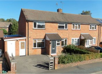 Thumbnail 2 bed semi-detached house for sale in Hampshire Road, Camberley