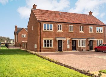 Thumbnail 2 bed semi-detached house for sale in Barn Owl Drive, Holt