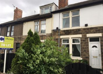 Thumbnail 2 bed semi-detached house to rent in Bawtry Road, Bramley, Rotherham
