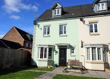 Thumbnail 4 bed semi-detached house for sale in Glan Yr Afon, Swansea