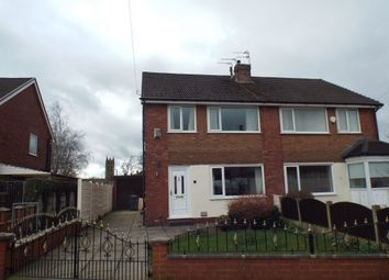 Thumbnail 3 bed semi-detached house to rent in St. Annes Road, Farington, Leyland