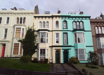 Thumbnail 2 bed flat to rent in Woodland Terrace, Greenbank, Plymouth