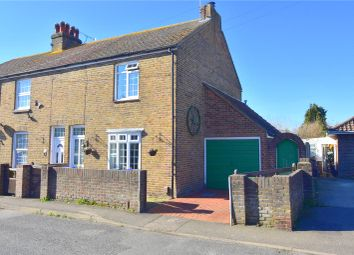 Thumbnail 2 bed end terrace house for sale in Boundstone Lane, Sompting, West Sussex