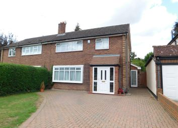 Thumbnail 3 bedroom semi-detached house for sale in Ditton Hill Road, Long Ditton, Surbiton