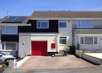 Thumbnail 3 bed terraced house for sale in Hemerdon Heights, Plympton, Plymouth