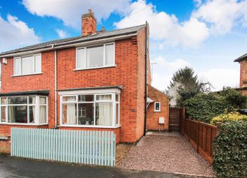 Thumbnail 2 bed semi-detached house for sale in East Road, Birstall, Leicester