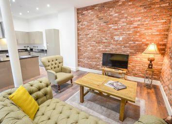 Thumbnail 2 bedroom flat for sale in Wheeler Gate, Nottingham