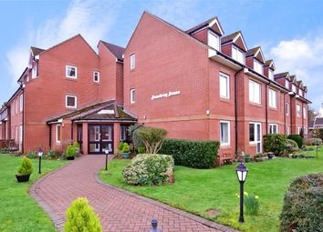 Thumbnail 1 bedroom flat for sale in Mary Rose Avenue, Wootton Bridge, Ryde, Isle Of Wight