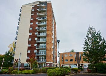 Thumbnail 1 bed flat for sale in Lakeside Rise, Manchester