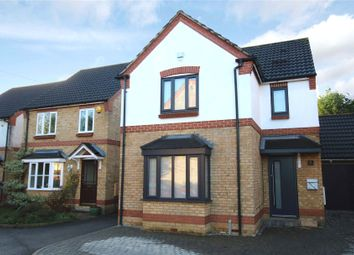 Thumbnail 3 bed link-detached house for sale in Weybridge, Surrey