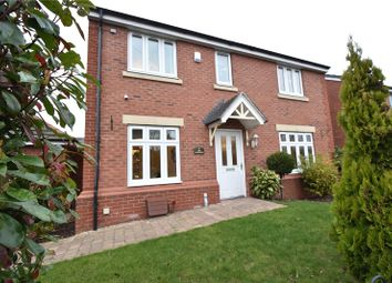 Thumbnail 4 bed detached house for sale in Worcester Road, Wychbold, Droitwich Spa, Worcestershire