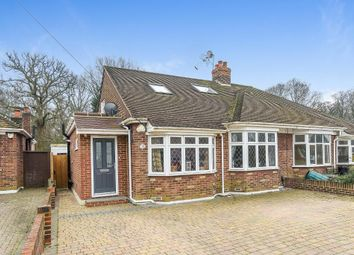 Thumbnail 4 bed semi-detached house for sale in Rusland Avenue, Orpington, Kent