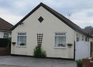 Thumbnail 2 bed detached bungalow for sale in Glenmore Road, Welling, Kent.