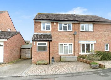 Thumbnail 3 bed semi-detached house for sale in Bakersfield, Longwell Green, Bristol