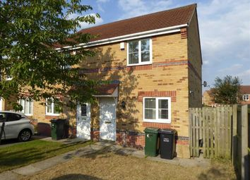 Thumbnail 2 bed semi-detached house to rent in Holme Bank Close, Bradford, West Yorkshire
