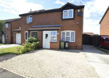 Bader Close, Yate, Bristol, Gloucestershire BS37. 3 bed semi-detached house