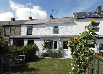 Thumbnail 2 bed terraced house for sale in St. Austell, Cornwall