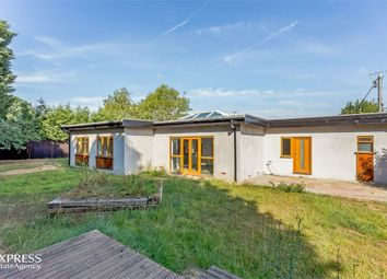 Thumbnail 4 bed detached bungalow for sale in Westwood Lane, Normandy, Guildford, Surrey