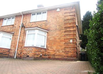 Thumbnail 3 bed property to rent in Plumstead Road, Birmingham