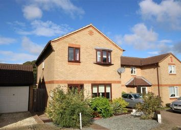 Thumbnail 4 bedroom detached house for sale in Bancroft Close, Grange Park, Swindon