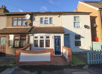 Thumbnail 2 bed terraced house for sale in Shaftesbury Road, Gidea Park, Romford