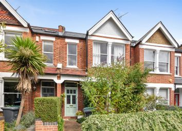 Thumbnail 3 bed terraced house for sale in Barrington Road, Crouch End