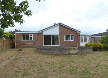 Thumbnail 3 bed property for sale in Holcombe Drive, Llandrindod Wells, Powys, 6Dn.