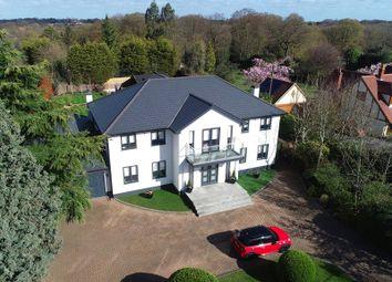 Thumbnail 4 bed detached house to rent in Benfleet Road, Benfleet