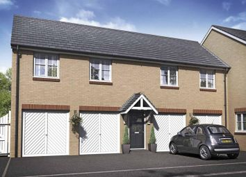 Thumbnail 2 bed property for sale in Main Road, Barleythorpe, Oakham
