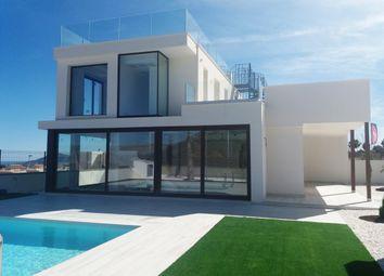 Thumbnail 4 bed villa for sale in Calle La Haya, Polop, Alicante, Valencia, Spain