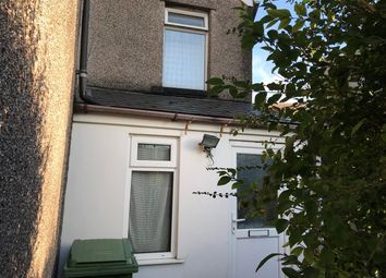 Thumbnail 1 bed end terrace house for sale in Oaklands Terrace, Cilfynydd, Pontypridd