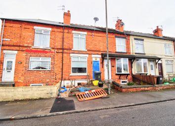 Thumbnail 4 bed terraced house for sale in Albert Villas, Ilkeston, Derbyshire