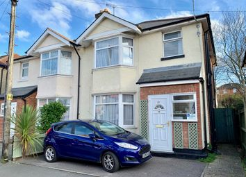 Thumbnail 3 bed semi-detached house for sale in Percy Road, Shirley, Southampton