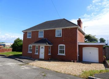 Thumbnail 4 bed detached house for sale in Leacroft, The Pill, Caldicot