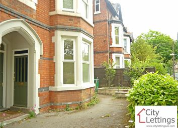 Thumbnail 1 bed flat to rent in Forest Road West, Arboretum, Nottingham
