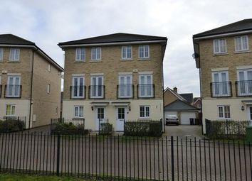 Thumbnail 4 bed property to rent in Marius Crescent, Hampton Hargate, Peterborough