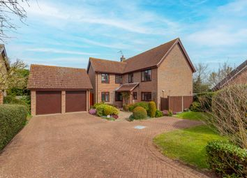 Thumbnail 5 bed detached house for sale in Meadowside, Wickham Market Woodbridge