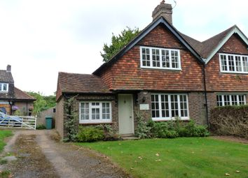 Thumbnail 2 bed cottage to rent in Spode Lane, Cowden, Edenbridge
