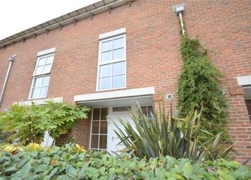 Thumbnail 2 bed terraced house to rent in Thistledown Close, Winchester, Hampshire