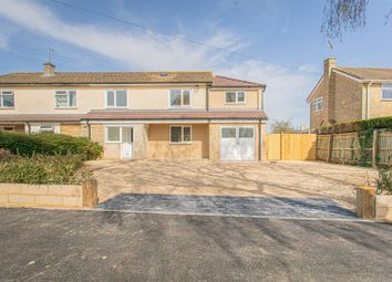 Thumbnail 4 bed semi-detached house for sale in Dicketts Road, Corsham