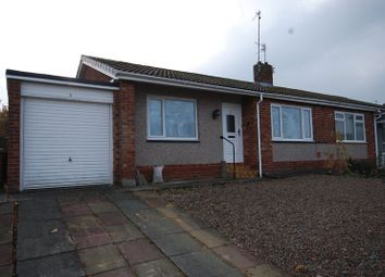 Thumbnail 2 bed semi-detached bungalow for sale in Mayfield, Morpeth