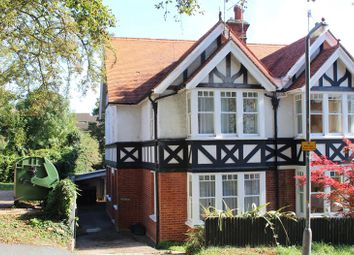 Thumbnail 4 bed semi-detached house for sale in The Greenway, High Wycombe