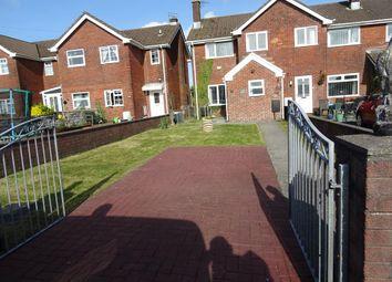 Thumbnail 3 bed semi-detached house for sale in Tyn Y Bettws Close, Bettws, Bridgend